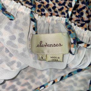 Anthropologie Pants - Anthropologie Elevenses Madalenna Open Shoulder